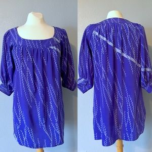 Lux Silk Tunic